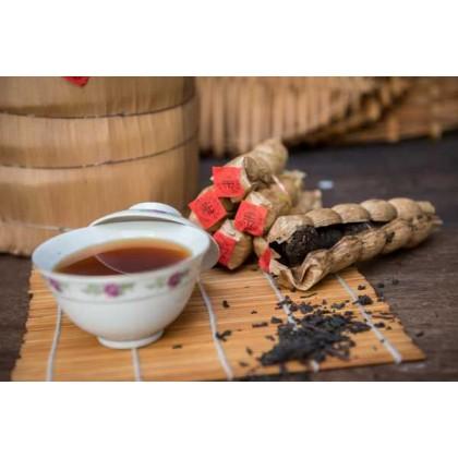 Chock Hock Tea (per strip) 竹壳茶 Zhu Ke Cha