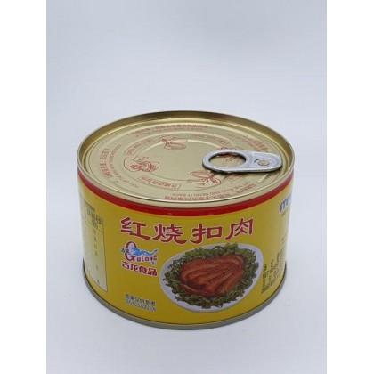 Gulong Stewed Pork Sliced (383g) 红烧扣肉